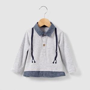 Poloshirt mit 2-in-1-Effekt, 1 Monat - 3 Jahre R mini