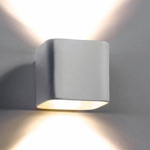 Vierkante wandlamp in keramiek Debou AM.PM.