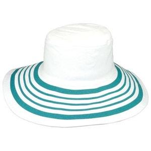 Chapeau capeline pétrole CHAPEAU-TENDANCE