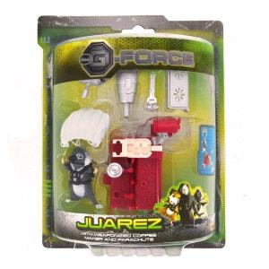 Figurine Mission-G avec accessoires : Juarez SMOBY