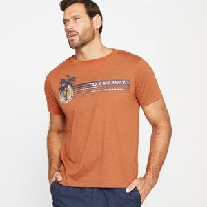 T-shirt imprimé CASTALUNA FOR MEN