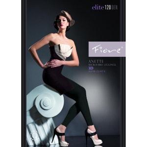 Legging Fiore 3D Super elastic Noir FIORE