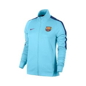 Veste FC Barcelone Bleu Authentic Femme NIKE