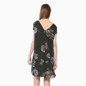 Korte jurk met korte mouwen DESIGUAL