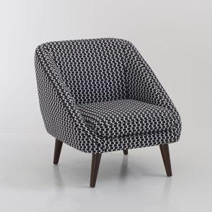 fauteuil main noir la redoute. Black Bedroom Furniture Sets. Home Design Ideas