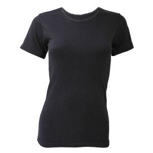 - T-shirt thermique à manches courtes - Femme (FR 36-52) 2 couleurs FLOSO