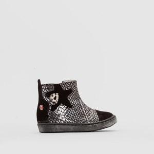 Boots met ster en pailletten, Liat GBB