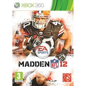 Madden NFL 12 XBOX 360 EA ELECTRONIC ARTS