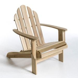 Chaise fauteuil banc de jardin la redoute - Fauteuil de jardin la redoute ...