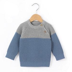 Pull bicolore 1 mese-3 anni R mini