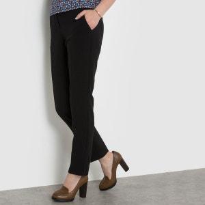 Pantalon cigarette 7/8 de tailleur, coordonnable La Redoute Collections