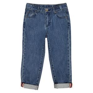 Boyfit jeans 3-12 jr La Redoute Collections