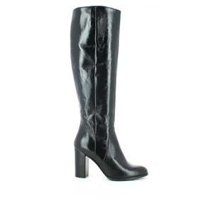 Araxi Leather Boots JONAK