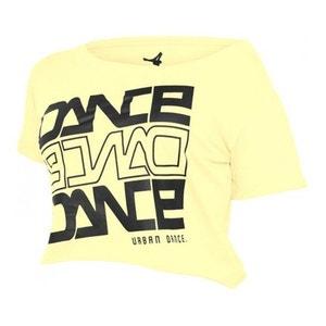 T-shirt ample et court URBAN DANCE