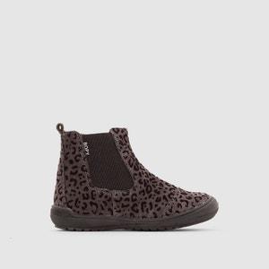 Chelsea boots imprimé léopard SELIA BOPY