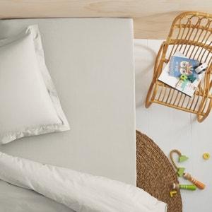 Lençol-capa para cama de criança em algodão biológico SCENARIO