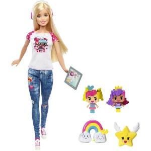 Barbie Monde Réel - MATDTV96 BARBIE