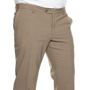 Pantalon Ted extensible Beige LA MODE EN LARGE