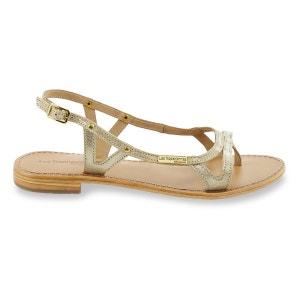 Sandales cuir LES TROPEZIENNES par M BELARBI