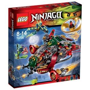 Lego 70735 Ninjago : Le jet hybride de Ronin LEGO