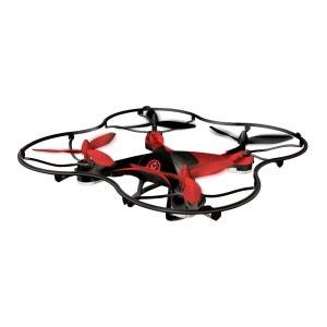 Drone radiocommandé 18 H rouge MODELCO