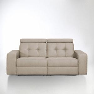 Canapé de relaxation électrique Julema en tissu mi La Redoute Interieurs