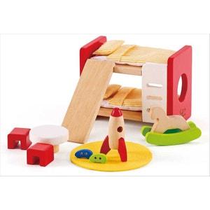 Meubles maison poupée chambre enfant HAPE