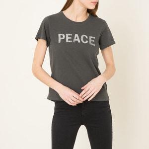 T-shirt à message DENIM and SUPPLY RALPH LAUREN