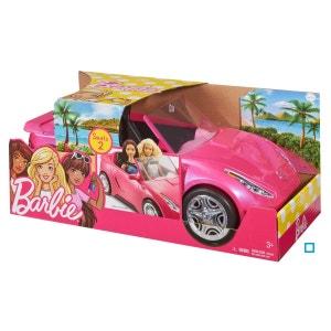 Barbie Cabriolet Rose - MATDVX59 BARBIE