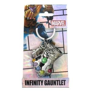 Marvel - Porte Clé en métal du gant de Thanos 6cm MONOGRAM