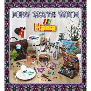 Perles à repasser Hama Midi Livre d'inspiration 15 : 64 pages HAMA