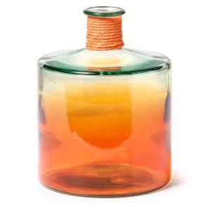 Vase Shutters, orange 26 cm KAVEHOME