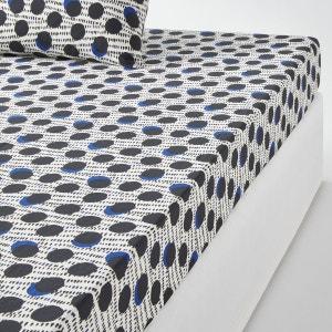 Drap housse en percale de coton, WAFU La Redoute Interieurs image