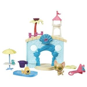 Figurines Littlest PetShop : Fête à la piscine HASBRO