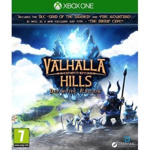 Valhalla Hills - Definitive Edition XBOX One DAEDALIC ENTERTAINMENT