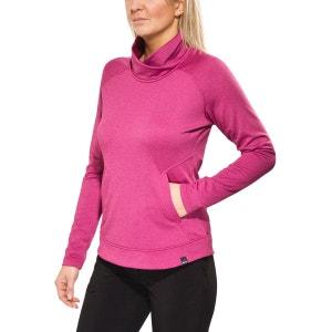 Sikkim - Sweat-shirt Femme - rose SHERPA
