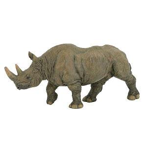 Figurine Rhinocéros noir PAPO