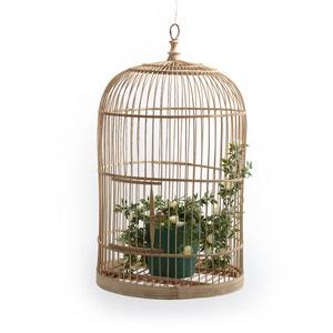 Cage à oiseaux en bambou H60cm, NOMADO La Redoute Interieurs