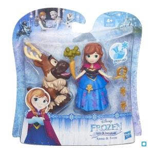 La Reine des Neiges - Mini-Poupée & leurs Amis - HASB5185EU40 HASBRO