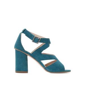 Sandali pelle doppio cinturino MADEMOISELLE R