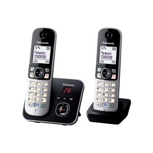 Téléphone répondeur sans fil duo PANASONIC TG6822 PANASONIC