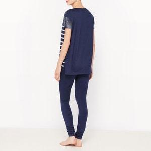 Pyjama coton manches courtes La Redoute Collections