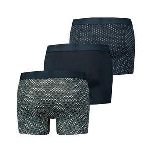 Boîte cadeau boxers unis et imprimés (lot de 3) LEVI'S