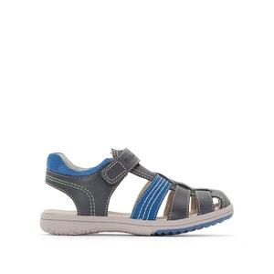 Sandales cuir Platinium KICKERS