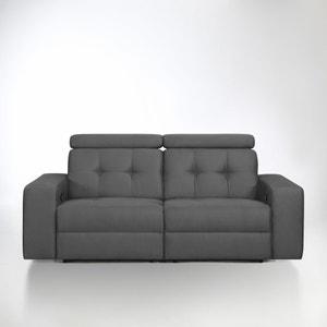 Canapé de relaxation manuel Julema en tissu microfibre La Redoute Interieurs
