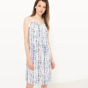 Korte jurk met smalle bandjes LPB WOMAN