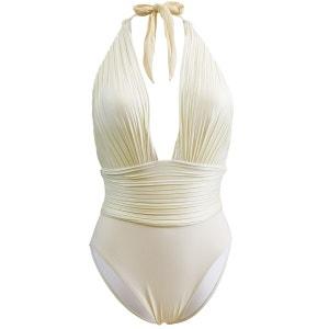 Maillot de bain 1 Pièce Pearl Goddess Ivoire GOTTEX