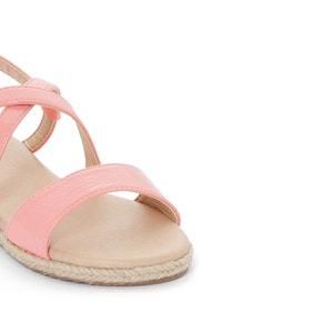Sandale semelle corde La Redoute Collections