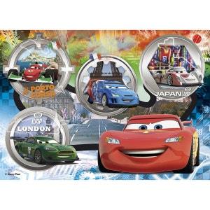 Cars - Puzzle Super Color Maxi 24 pièces - CLE24432.4 CLEMENTONI