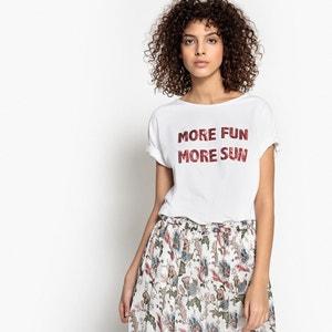 Marie Cotton T-Shirt SUNCOO